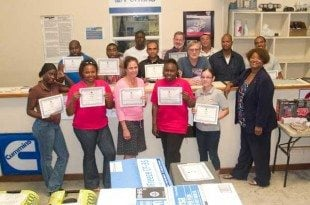 Parts & Power Ltd, of Tortola, recently completed a 4 day Organization and Time Management course for their personnel.