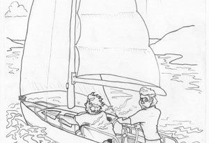 Sailing-with-Charlie-Smelly