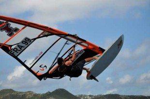Antoine Questel takes flight Photo: Rosemond Gréaux