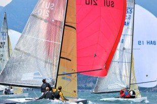 The International 5.5 Metre Class is a class of racing yachts initially designed under the rules of the International Yacht Racing Union (IYRU) that is now known as the International Sailing Federation (ISAF).