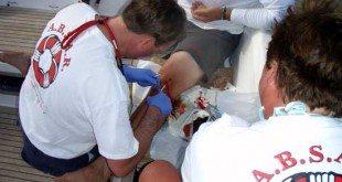 Image courtesy of Antigua and Barbuda Search and Rescue