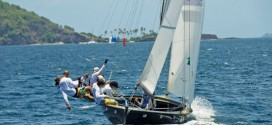 Perfect Conditions for Bequia Easter Regatta 2012