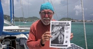Fatty Goodlander and his booklet on How to Survive a Hurricane