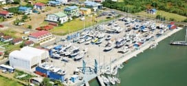Caribbean Boatyard Update 2012