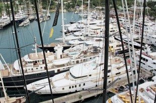 Photo courtesy of the Antigua Charter Yacht Meeting