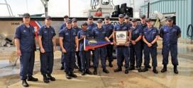 Coast Guard Puerto Rico Win Award