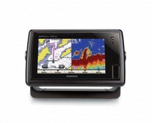 "Garmin's new premium 7"" touchscreen chartplotter the GPSMAP 441xs"