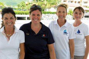 Top chefs (from left): Grassa Liesenberg; Audrey Harper; Michaele Zazo and Debbie Dickens