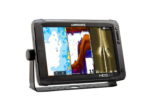 The HDS-12 Gen2 Touch. Lowrance's largest chartplotter.