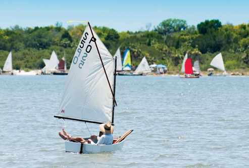 Small craft enthusiasts show off their vessels at various festivals and meets throughout Florida. Photo By Glenn Hayes