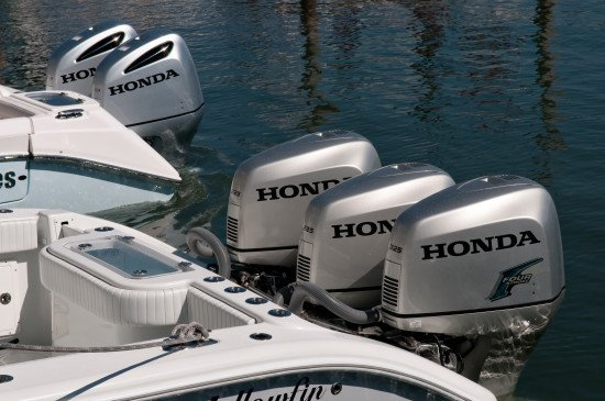 New technology for today 39 s outboard boat motor for New honda boat motors