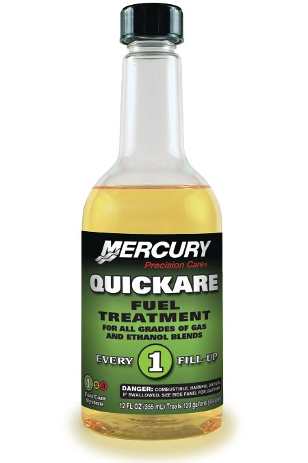 One of Mercury's fuel additive products