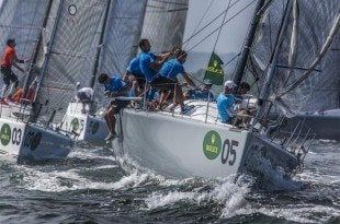 Rolex Farr 40 World Championship Photo By: Rolex / Daniel Forster
