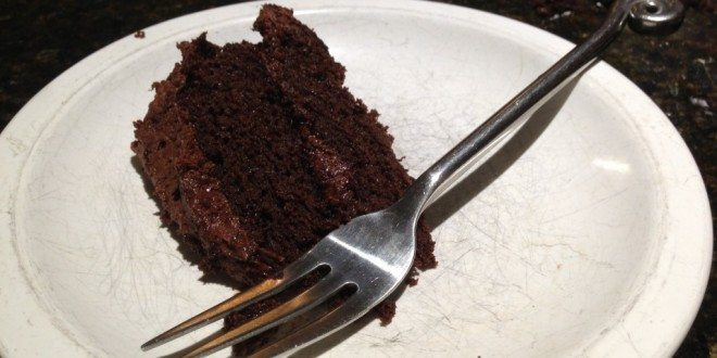 The ULTIMATE Gluten Free Chocolate Cake Recipe
