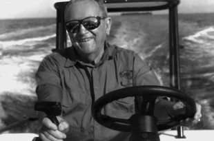 Image of Angling Legend George Hommell Jr.