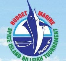 Budget Marine Spice Island Billfish Tournament Logo