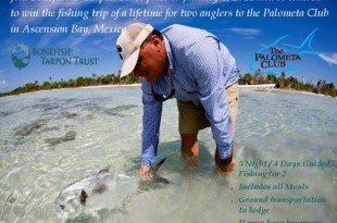 Bonefish and Tarpon Trust Membership Promotion. Image courtesy of the Bonefish and Tarpon Trust