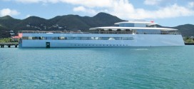 NEWS: Superyacht Venus in Sint Maarten