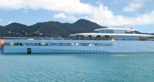Venus in St. Maarten. Photo: OceanMedia