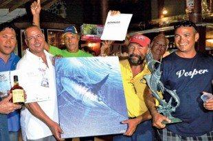 Team Vesper - Winner of the St. Lucia International Billfish Tournament
