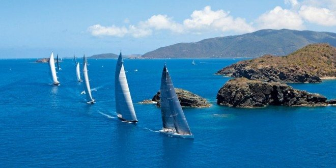 Loro Piana Regatta. Photo courtesy of Press Office YCCS / Jeff Brown