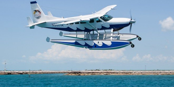 Fort Lauderdale-based Tropic Ocean Airways today confirmed its inaugural two-day-a-week scheduled seaplane service to Hope Town, Great Abaco