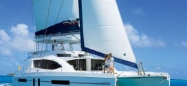 Choosing a Charter Yacht: One Hull or Two?