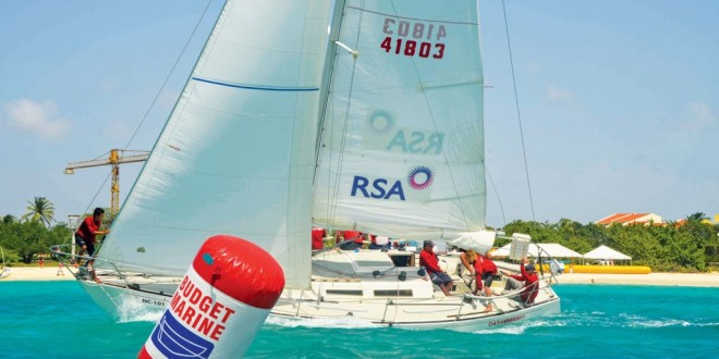 Aruba Regatta. Photo: Eric Mijts