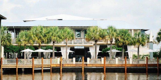 Fisher's Dockside waterview