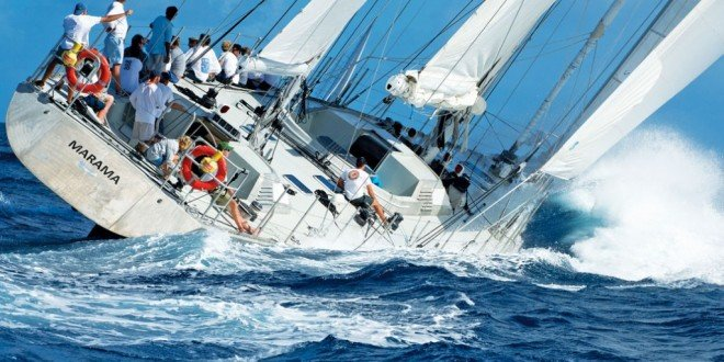 Marama – winner of the Antigua Superyacht Challenge. Photography by Ted Martin: photofantasy.zenfolio.com