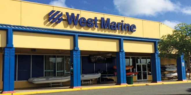 West Marine's new store in Fajardo, Puerto Rico