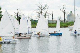 Photo courtesy of South Carolina Maritime Youth Sailing Program
