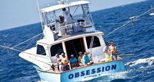 Courtesy of Obsession Charters