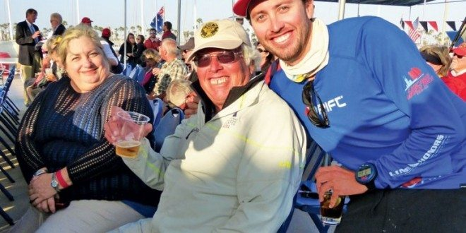 Taylor recognizes 'his biggest supporter' – dad Bill Canfield