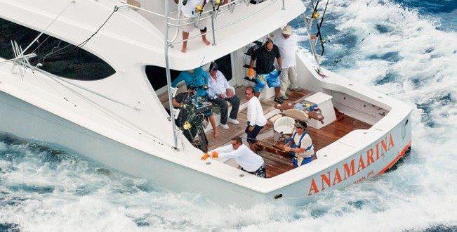 San Juan International Billfish Tournament. Photo: Mark Smestad