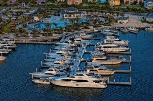 Resorts World Bimini Marina.