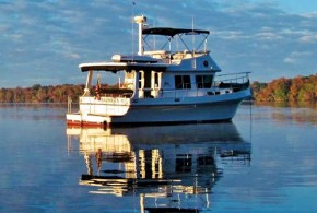 A Journey from Sailboat to Trawler