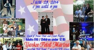 The Independence Fund Benefit Concert - June 28, 2014