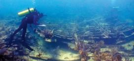 Dive Shipwrecks Along Maritime Heritage Trail