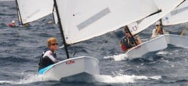 International Optimist Regatta, Clinic & Team Race This Week