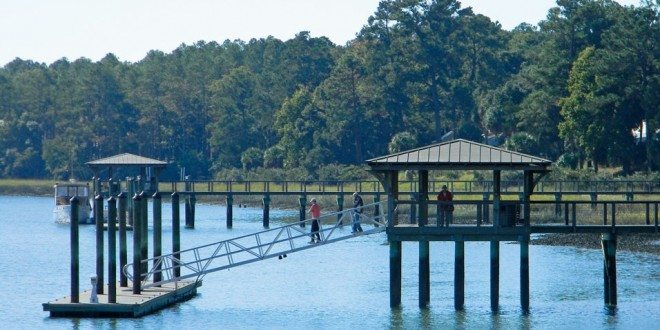 Wilson Landing Public Dock - Photo Credit Suzi DuRant