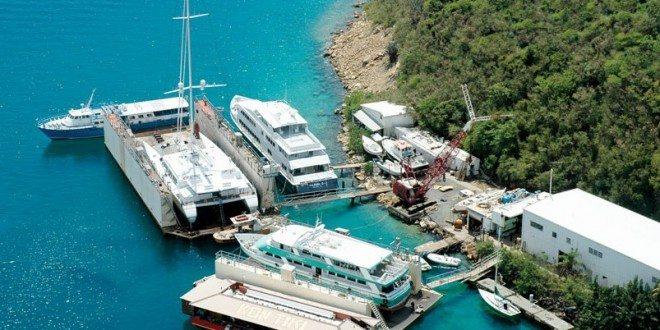 Subbase Drydock, St. Thomas