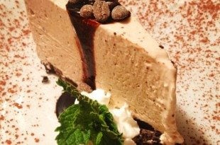 Recipe for Frozen Tiramisu Pie