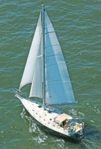 Rum Runner on the Chesapeake. Credit: Phillip Worrall