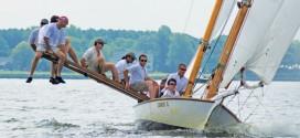 Log Canoe Racing, Not Your Ho-Hum Regatta