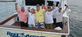 Reel Affair Top Boat at USVI Open Blue Marlin Tournament