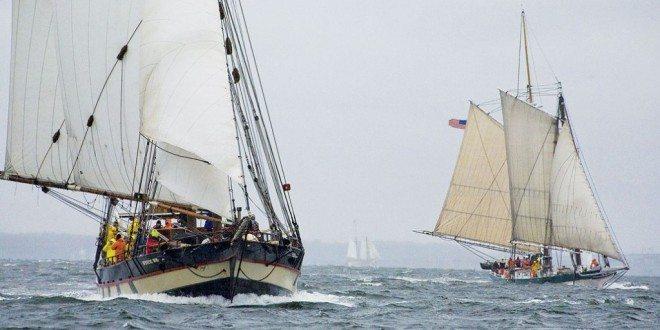 A Class Act – Chesapeake's Great Schooner Race