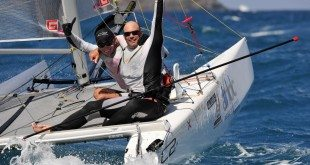 Olympic duel on the island: John Casey to take on Billy Besson