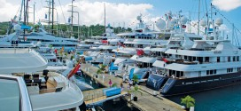 Antigua Charter Yacht Show. Photo: Ted Martin