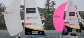 Canfield and Williams first into Argo Group Gold Cup Quarter Finals